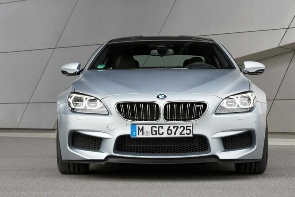 BMW M6 Gran Coupe 1