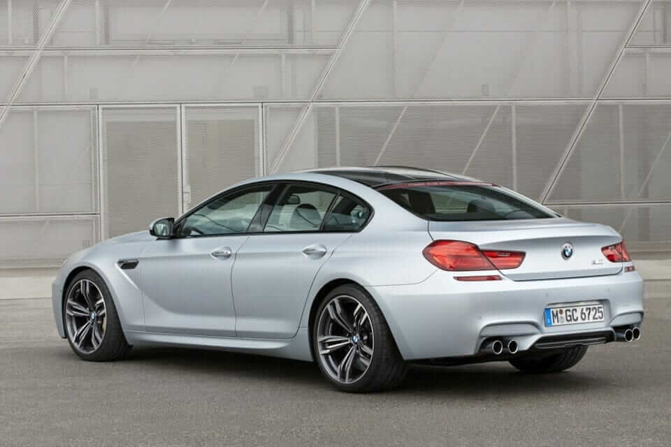 BMW M6 Gran Coupe 2