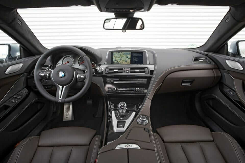 BMW M6 Gran Coupe 5