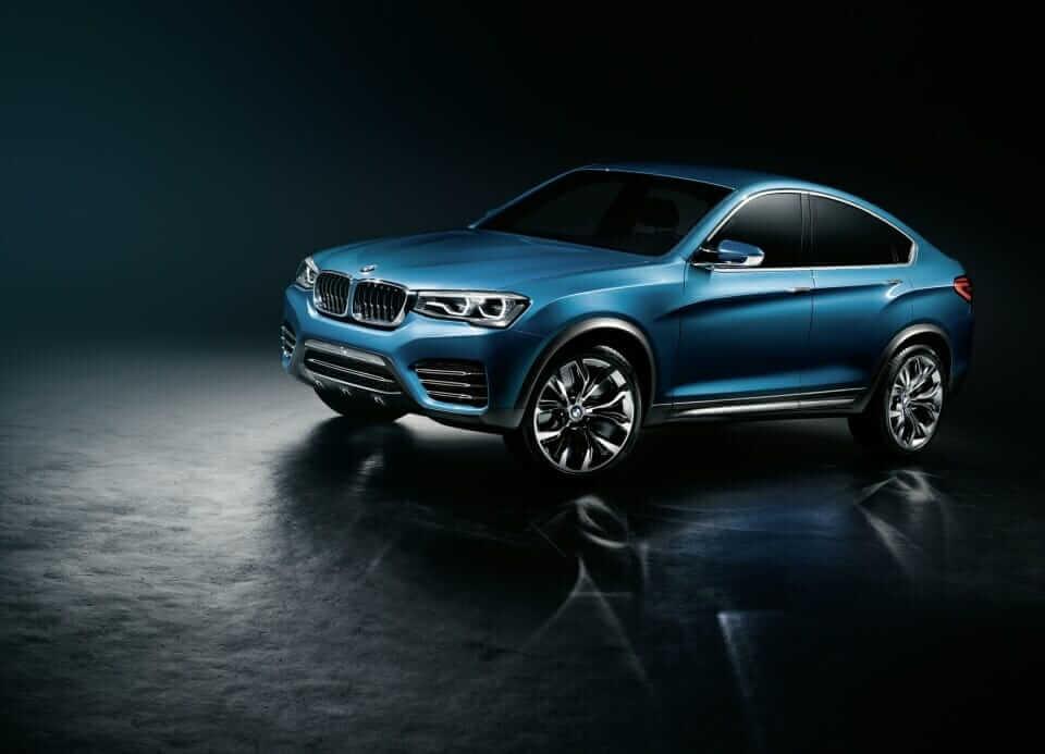 BMW X4 Concept - 1