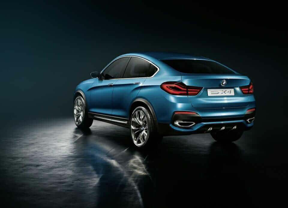 BMW X4 Concept - 2