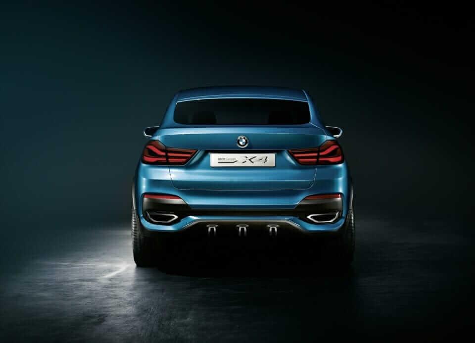 BMW X4 Concept - 5