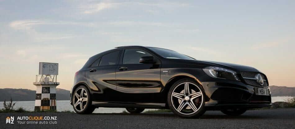 Mercedes-Benz A250 Sport 19