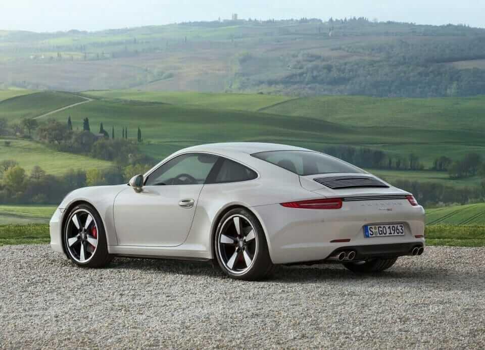 Porsche 911 50 Years Edition 2013 3