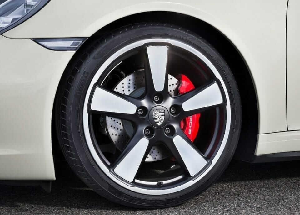Porsche 911 50 Years Edition 2013 5