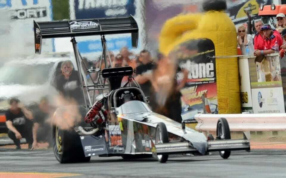 Reece Fish top fuel dragster_324 by John Lindesay_LR
