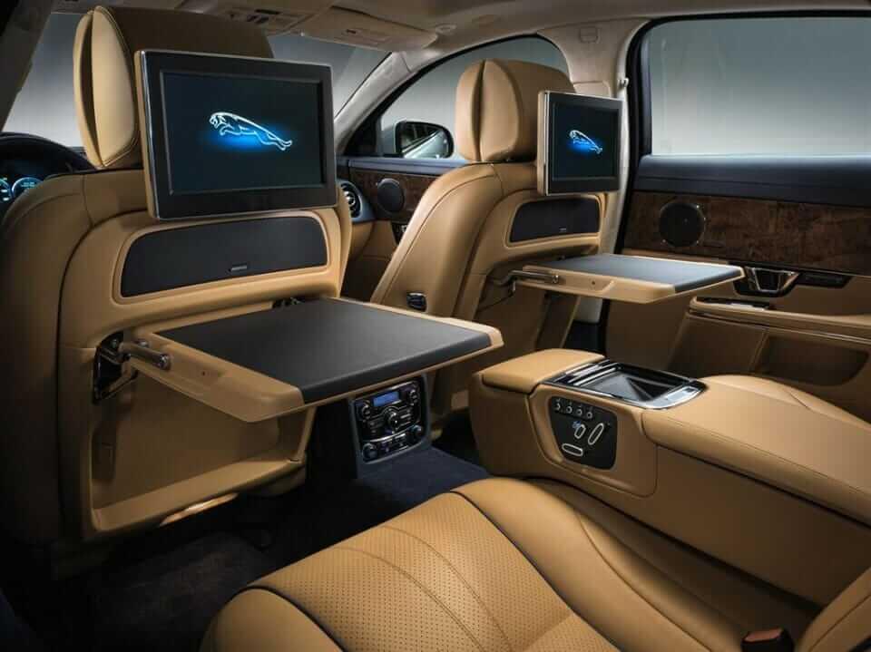 2014 Jaguar XJ 5