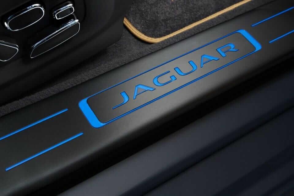 2014 Jaguar XJ 7