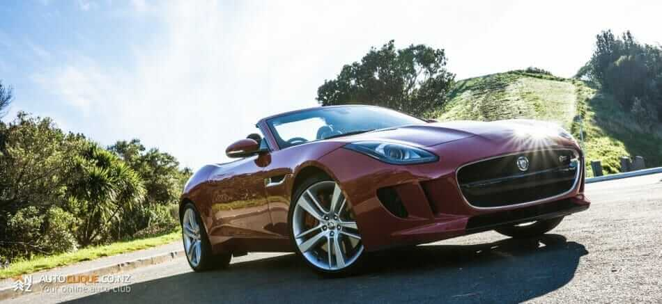 Jaguar F-Type S-6