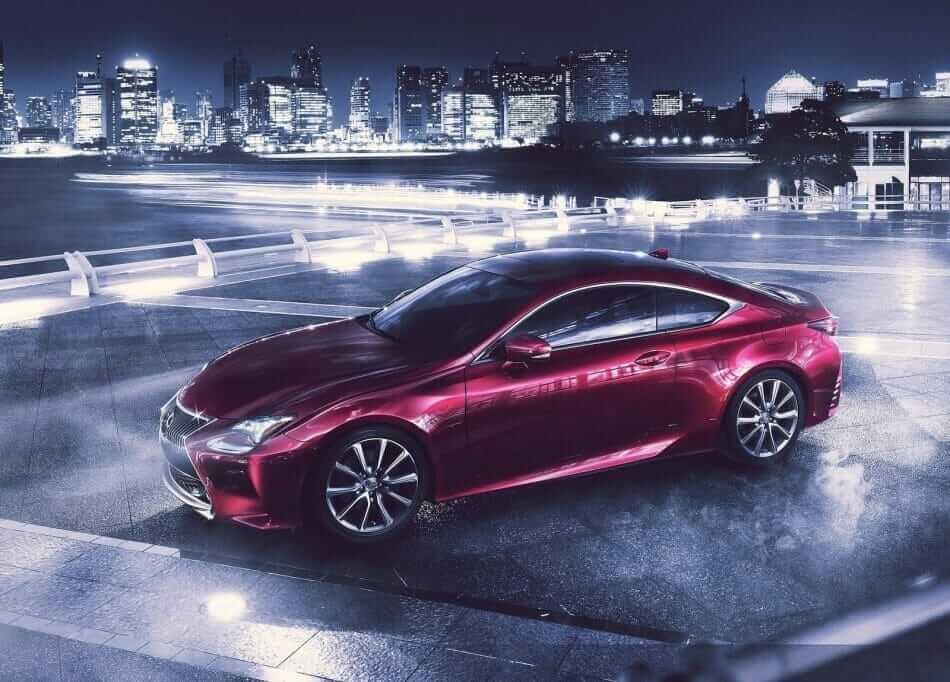 Lexus RC 1