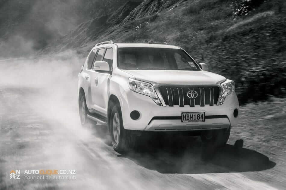 2014 Toyota Land Cruiser Prado - Road Tested - Champion cruiser of dirt and road? - DriveLife ...