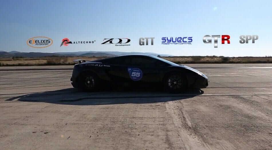 Lamborghini Gallardo 02