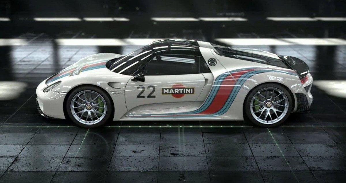 Porsche918