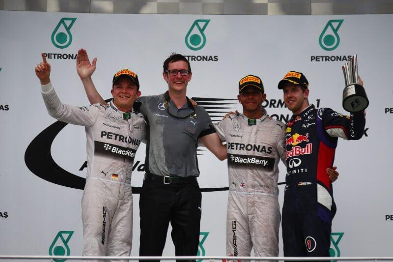 malaysia podium 2014