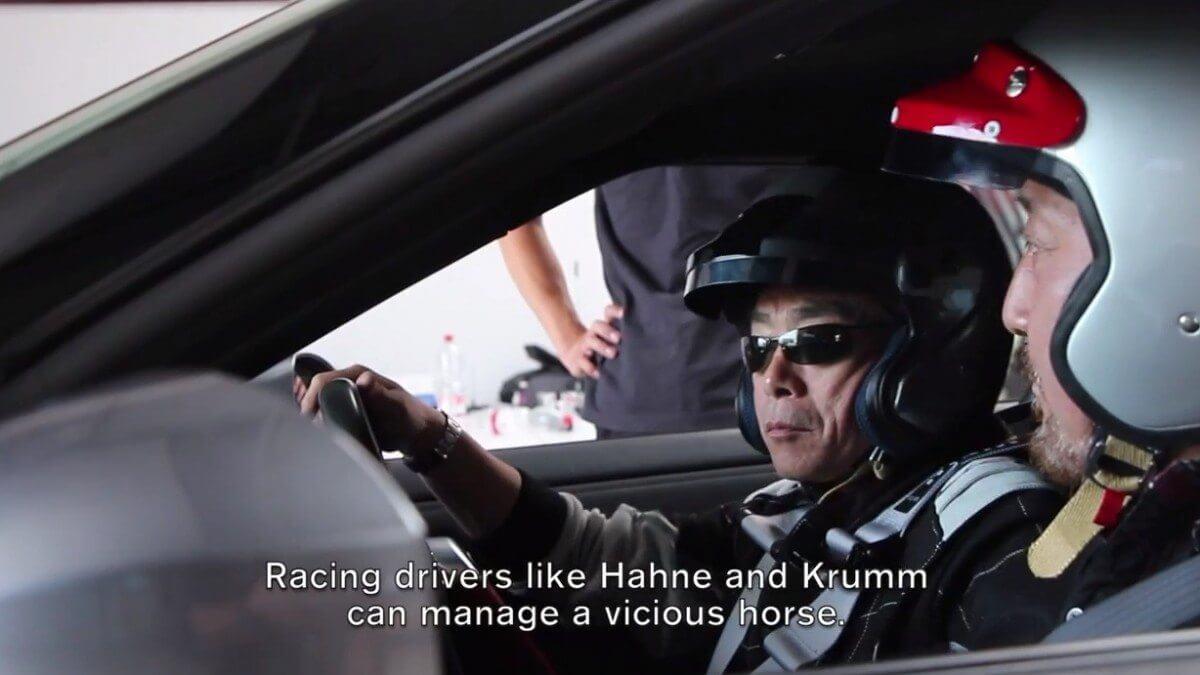 Nissan's Nürburgring Meister