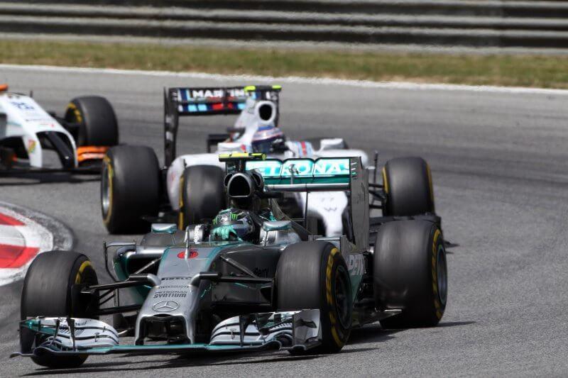F1 Austria race 2014 a