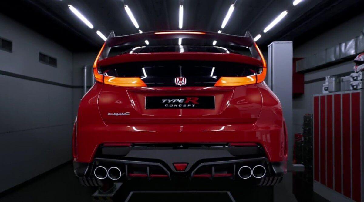 Honda-Civic-TypeR