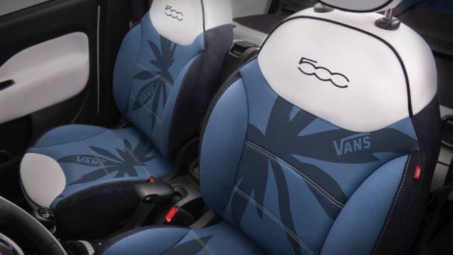 Fiat 500L vans