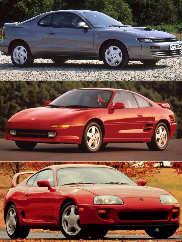Japanese Sports Cars 3