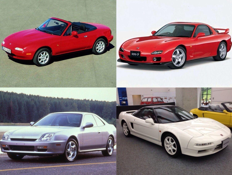 Japanese Sports Cars 4