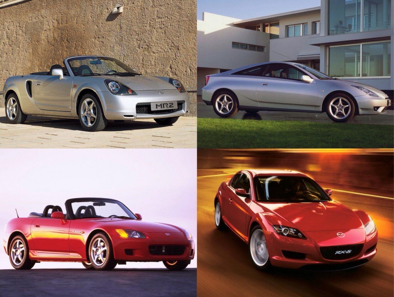 Japanese Sports Cars 7