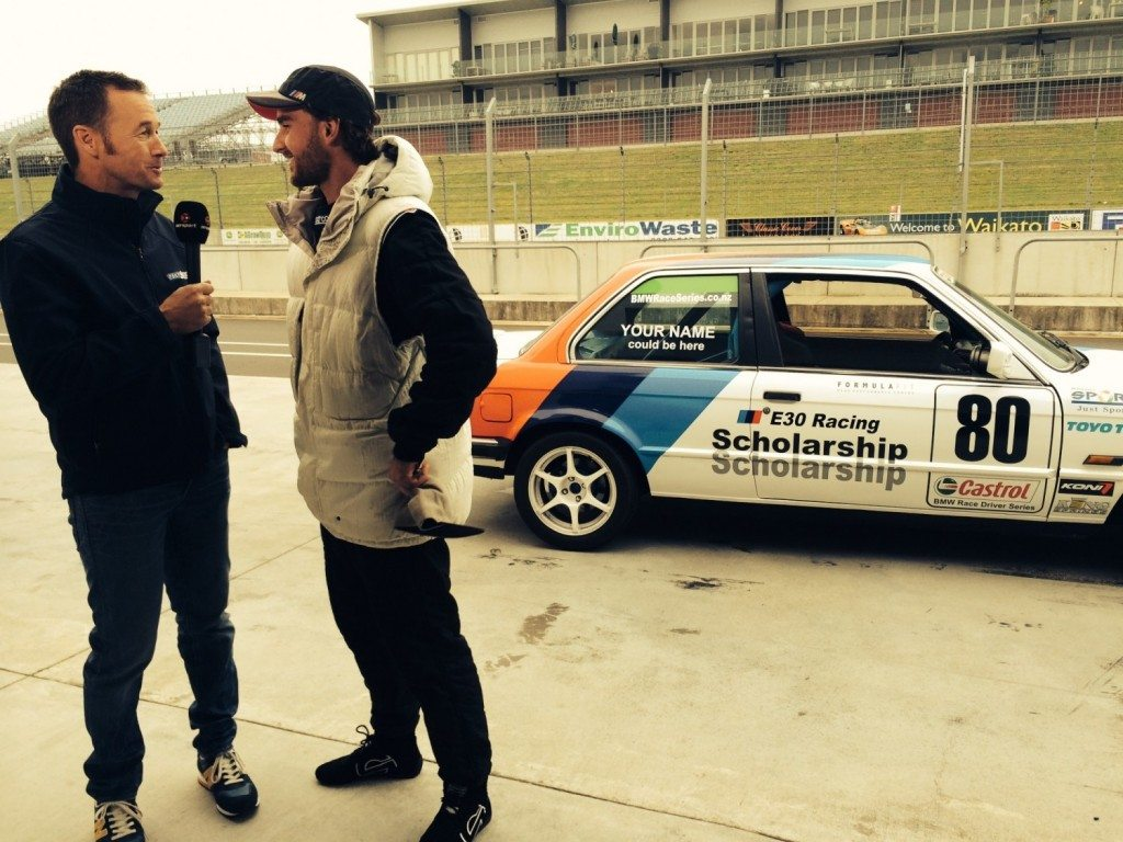 E30Race Series Greg Murphy interview w Tom Groote