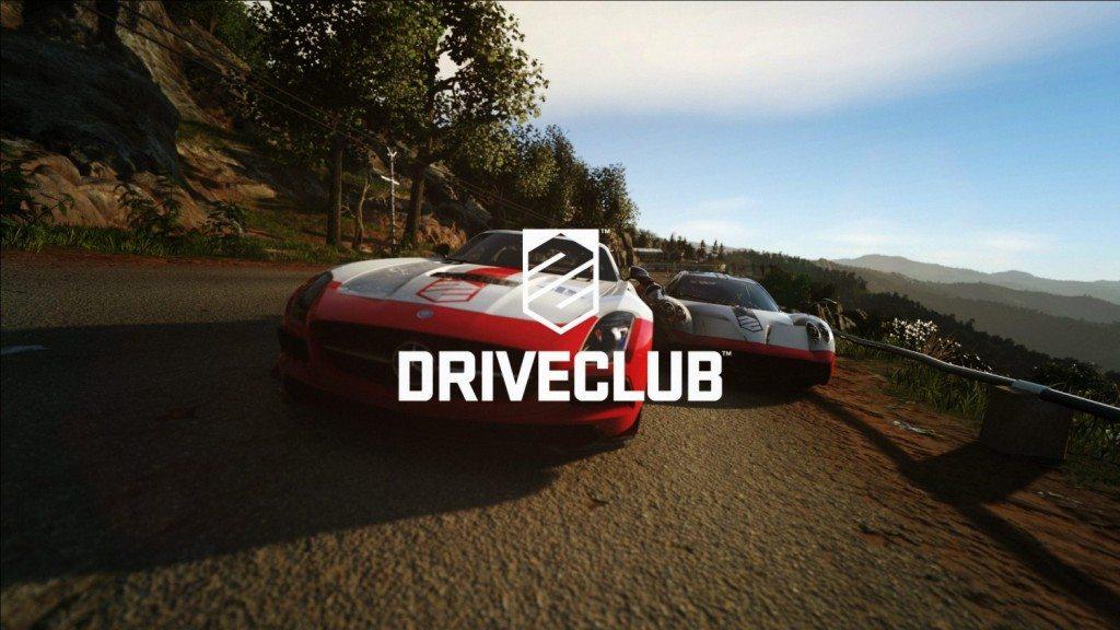 Main drive club banner