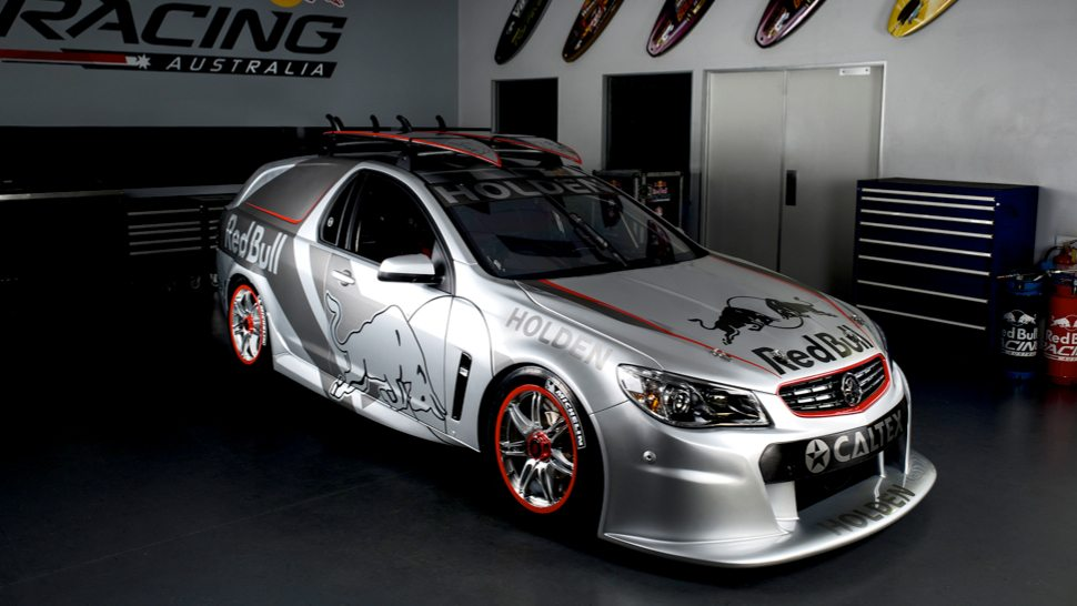 holden red bull 1