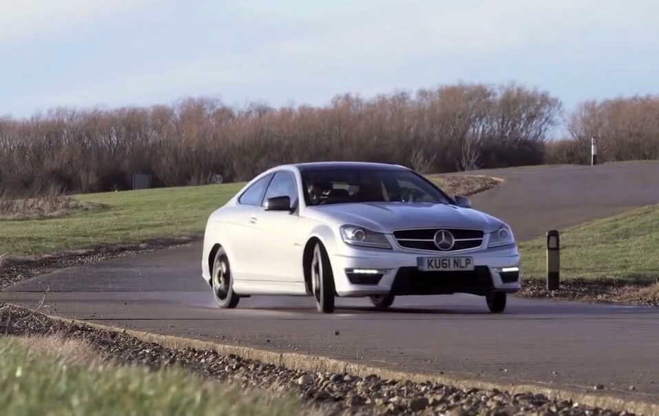 The-Mercedes-C63-AMG-Experiment