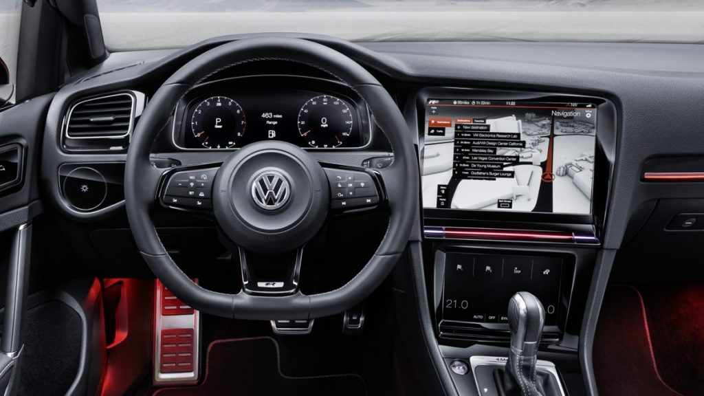 VW Golf R Touch - 1