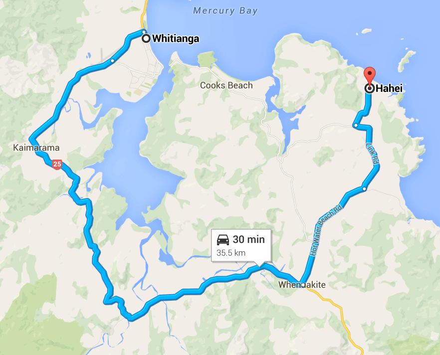 Coromandel_Google_Map_4