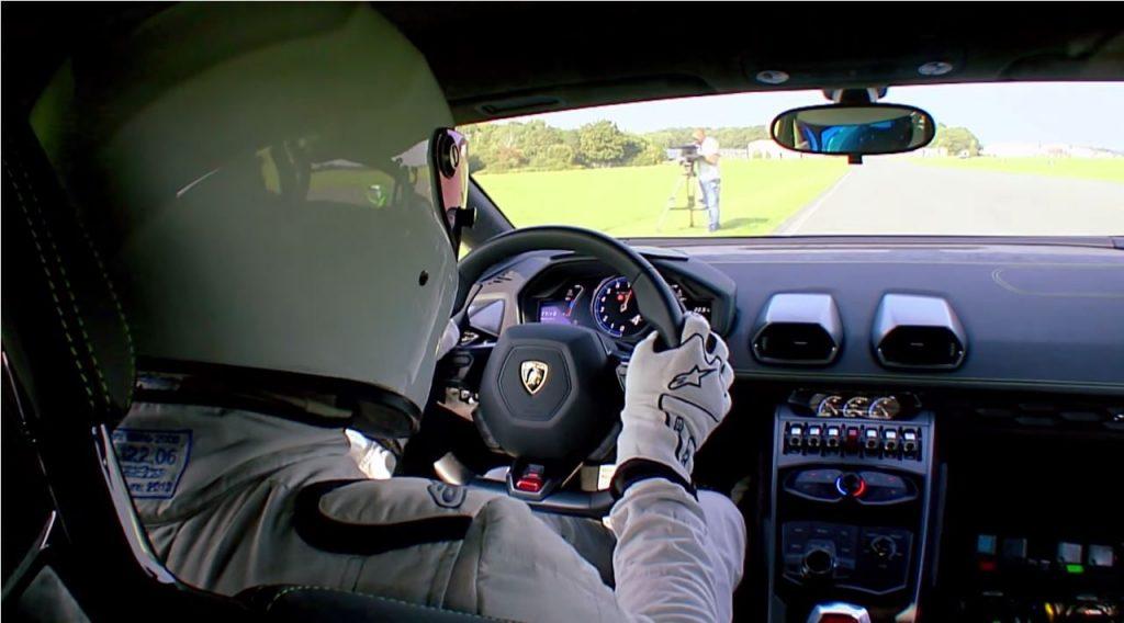 Stig Lamborghini Huracan