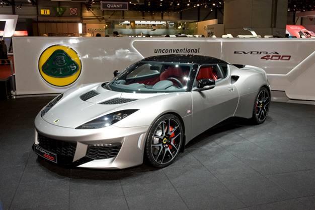 Lotus Evora 400 2
