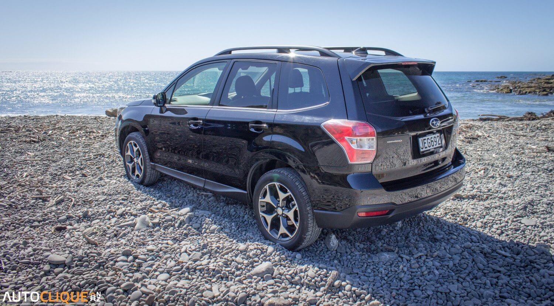 subaru forester premium car review drivelife drivelife. Black Bedroom Furniture Sets. Home Design Ideas