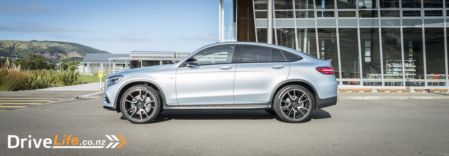 2017 Mercedes Benz Amg Glc 43 Coupe Car Review The Largely