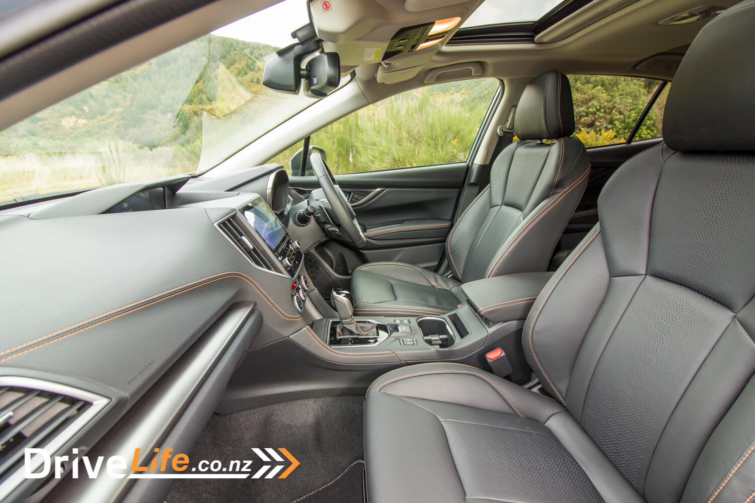 2017 Subaru Xv Car Review Function Over Form Drivelife Drivelife