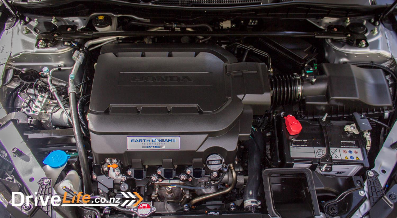 2017 Honda Accord V6 NT – Car Review – Gentleman's Express