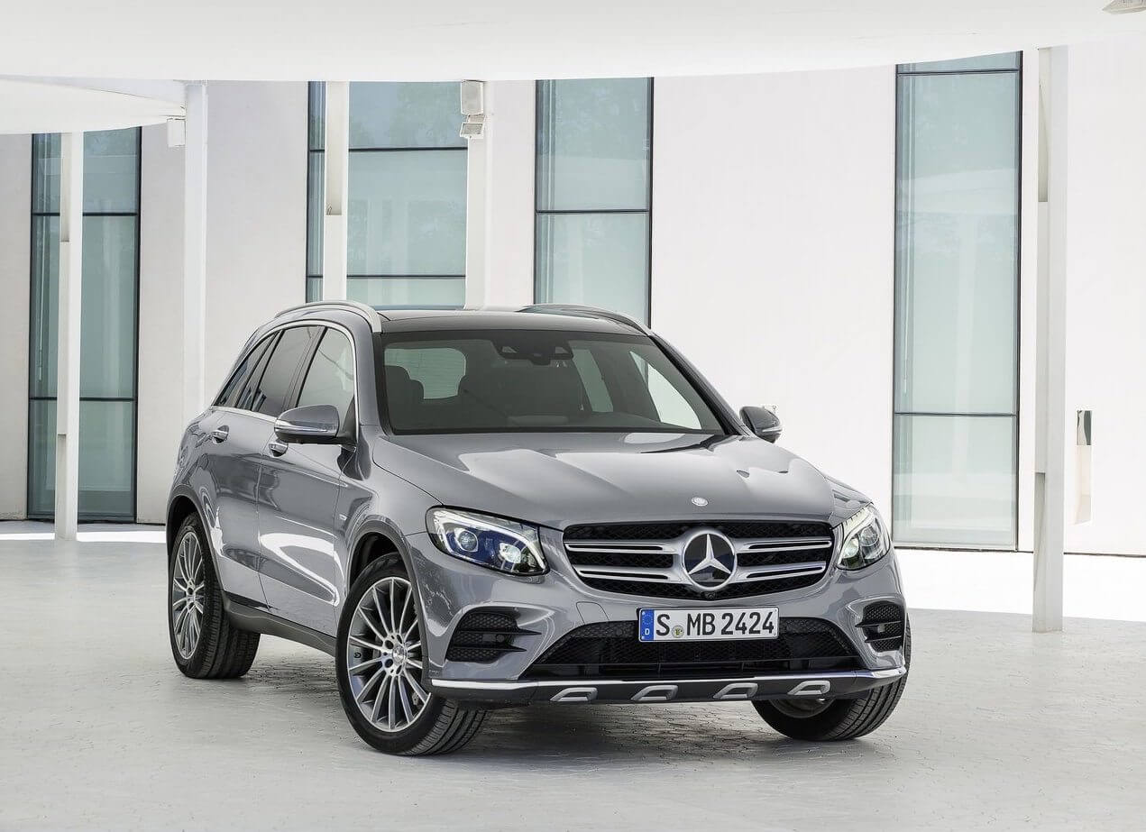 Mercedes Benz GLC AMG Pack