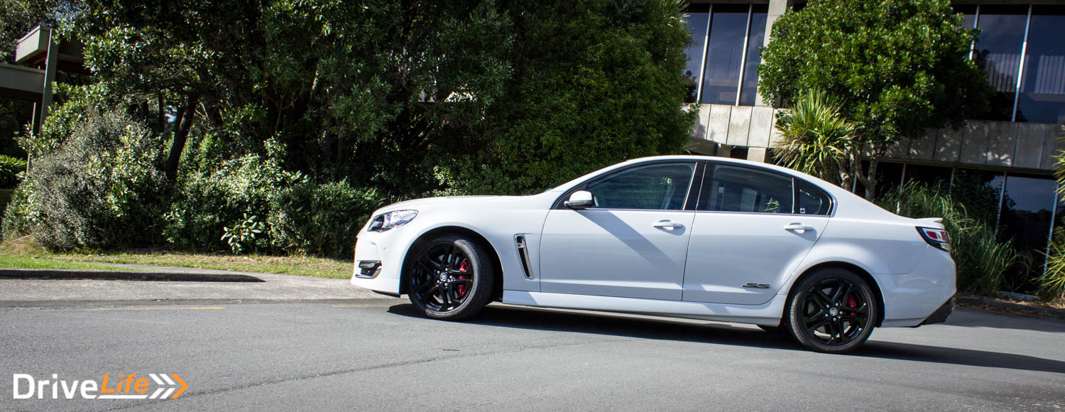 2016 Holden Commodore VFII Redline - Car Review – the