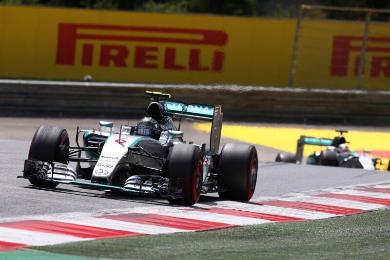 Rosberg Austria 2015