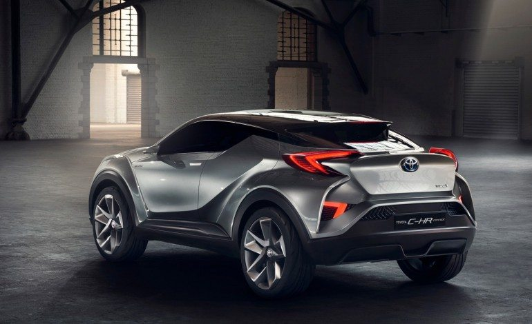 C-HR SUV to go into production – and coming to New Zealand?
