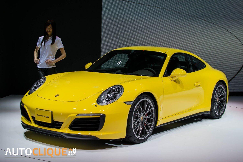 tokyo-motor-show-2015-porsche-911-carrera-4s