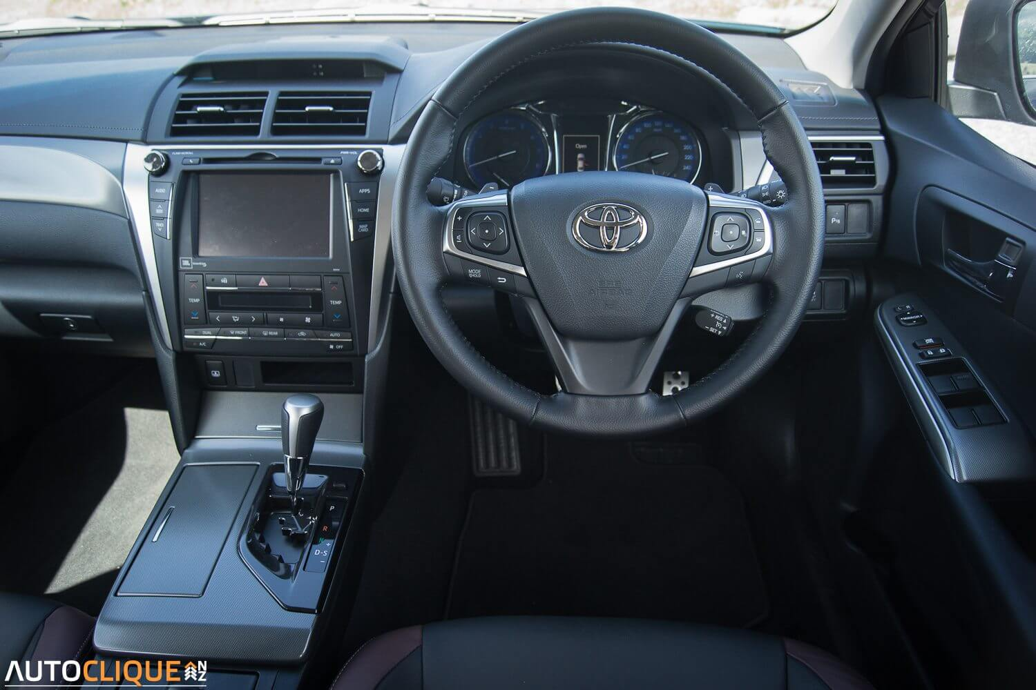 Toyota Aurion (14 of 20)