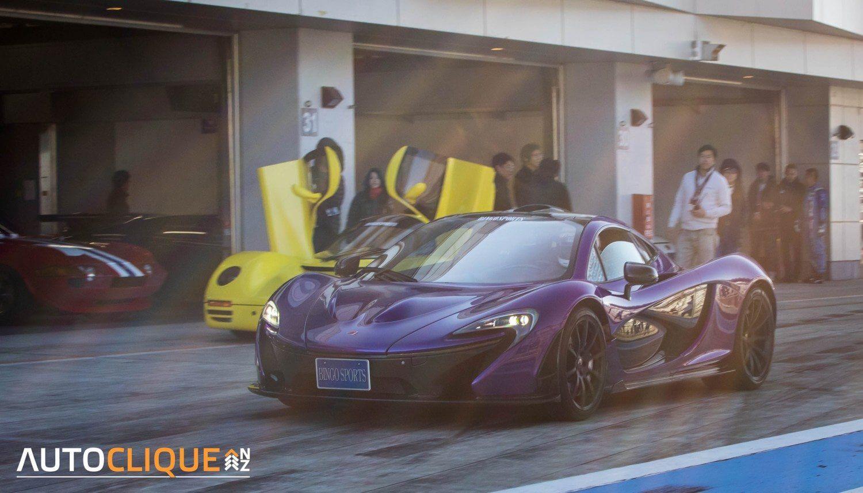 Bingo-Sports-Fuji-Speedway-Mclaren-P1-1