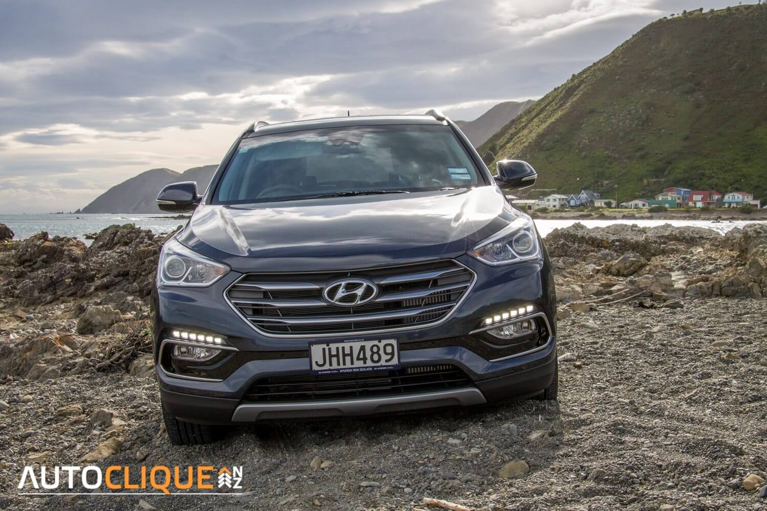 Hyundai Santa Fe II - Car Review - DriveLife DriveLife
