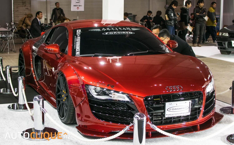 2016-Tokyo-Auto-Salon-Audi-R8-Liberty-Walk