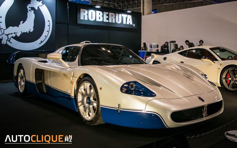 2016-Tokyo-Auto-Salon-Maserati-MC12
