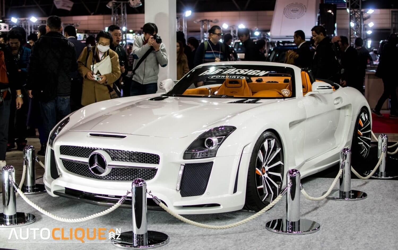 2016-Tokyo-Auto-Salon-Mercedes-Benz-SLS-AMG-FAB-Design