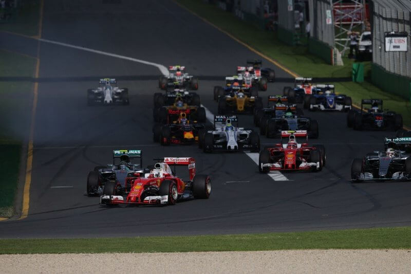 F1 Melbourne 2016b