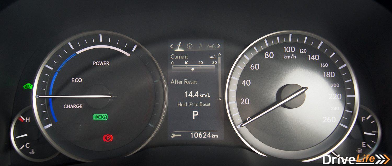 Lexus ES 300h (29 of 37)
